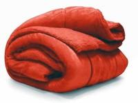 Acolchado Mantra Winter Rojo Full