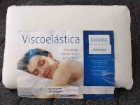 Almohada Viscoelástica Coconut 65 x 40 x 12