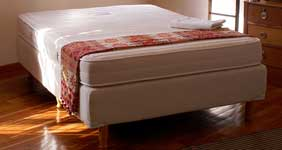 Colchón con Sommier  NaturalFoam Pillow Top 1,60 x 2,00 x 64