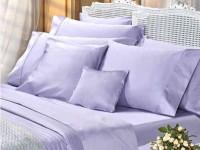 Sábanas Danubio Satén 400 hilos Lavender Queen
