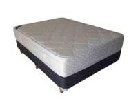 Colchón y Sommier  Simetric Doux Pillow Top 1,60 x 1,90 x 65