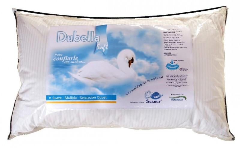 Almohada Fibrargent Dubella Soft 70 x 40