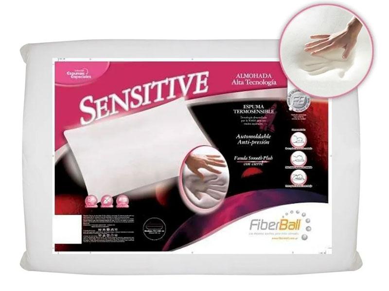 Almohada Inteligente Sensitive 61 x 40 x 14