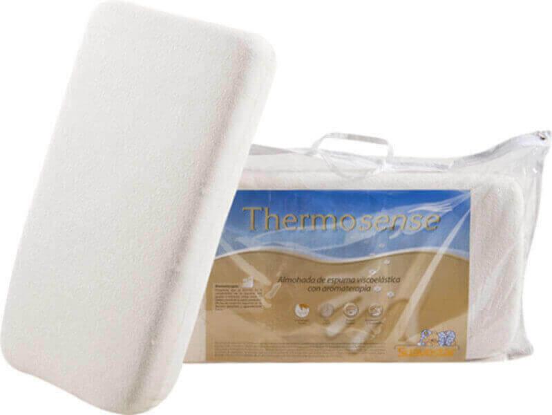 Almohada Thermosense 0,65 x 0,40 x 8