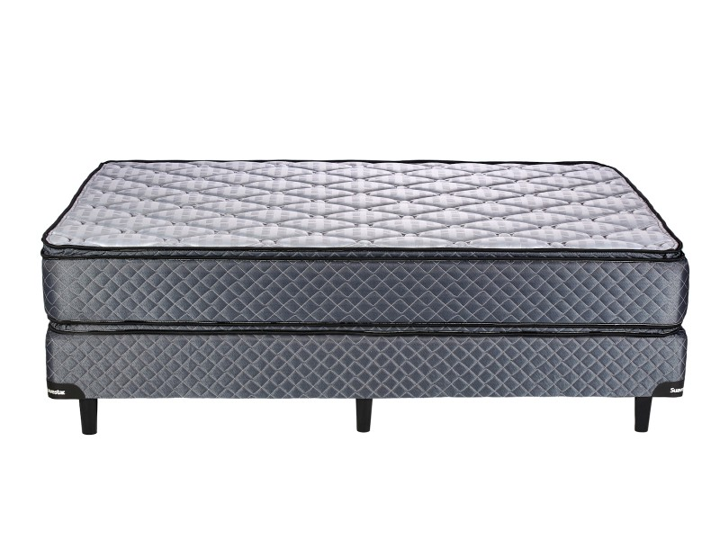 Colchón Suavestar Centuria Pro Pillow Top 1,00 x 1,90 x 27