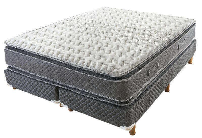 Colchón  Doral Pillow Top 1,60 x 2,00 x 33