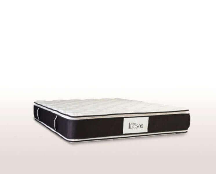 Colchón con Boxspring LC 500 0,80 x 1,90 x 61