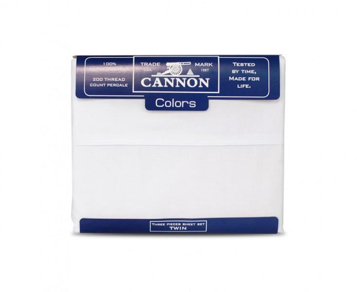Sábana Cannon Colors Twin