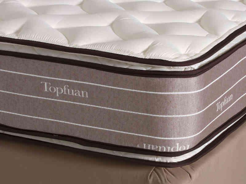 Colchón  TopFuan 0,80 x 1,90 x 33